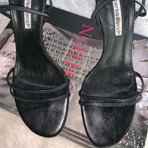 Gorgeous charles david sandals